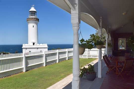 Norah Head Lighthouse Accommodation