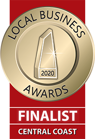 Local Business Awards Finalist 2020