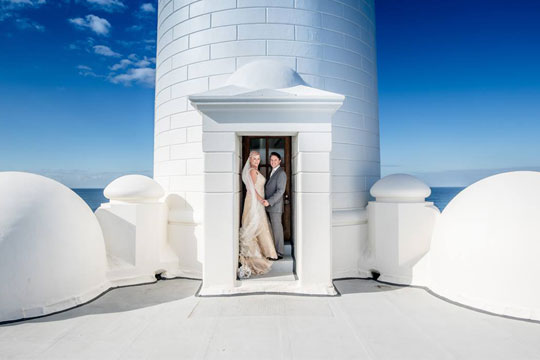 Weddings at Norah Head Lighthouse