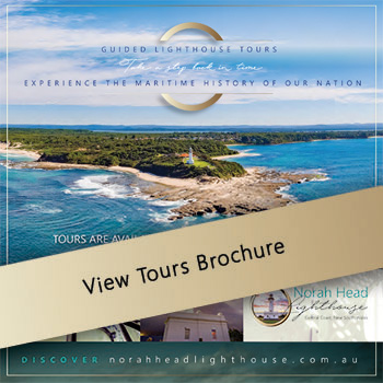 Norah Head Lighthouse - Tours Brochure
