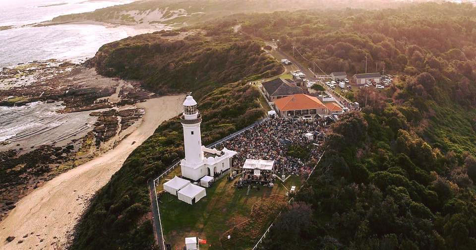 The Food Wine and Music Lighthouse Festival returns by popular demand!